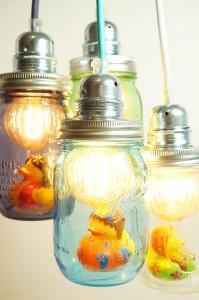 Mason Jar Lampe Im Eigenbau Blog Accende