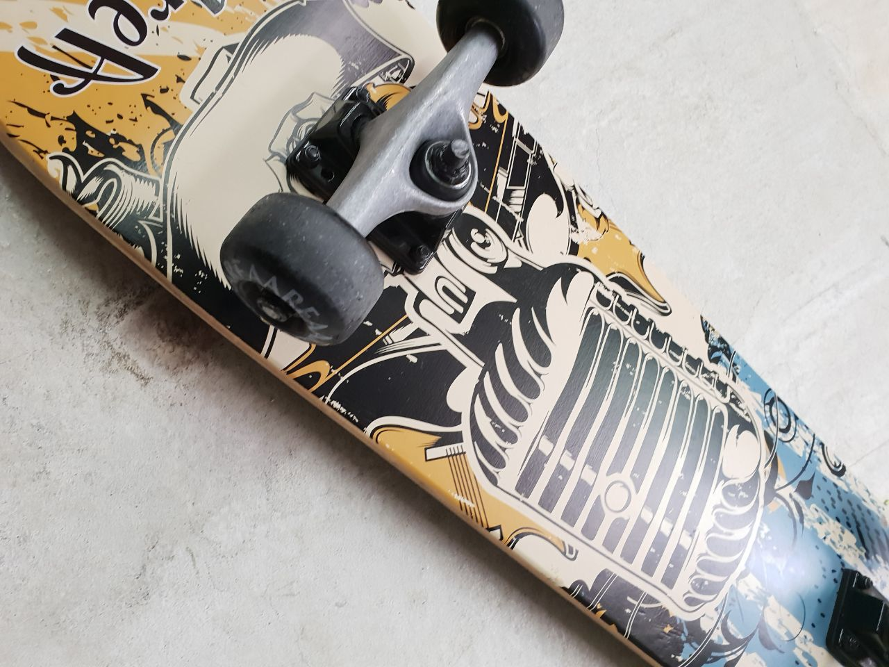 """Hot boards"" – DIY Coole Skateboard-Lampen"