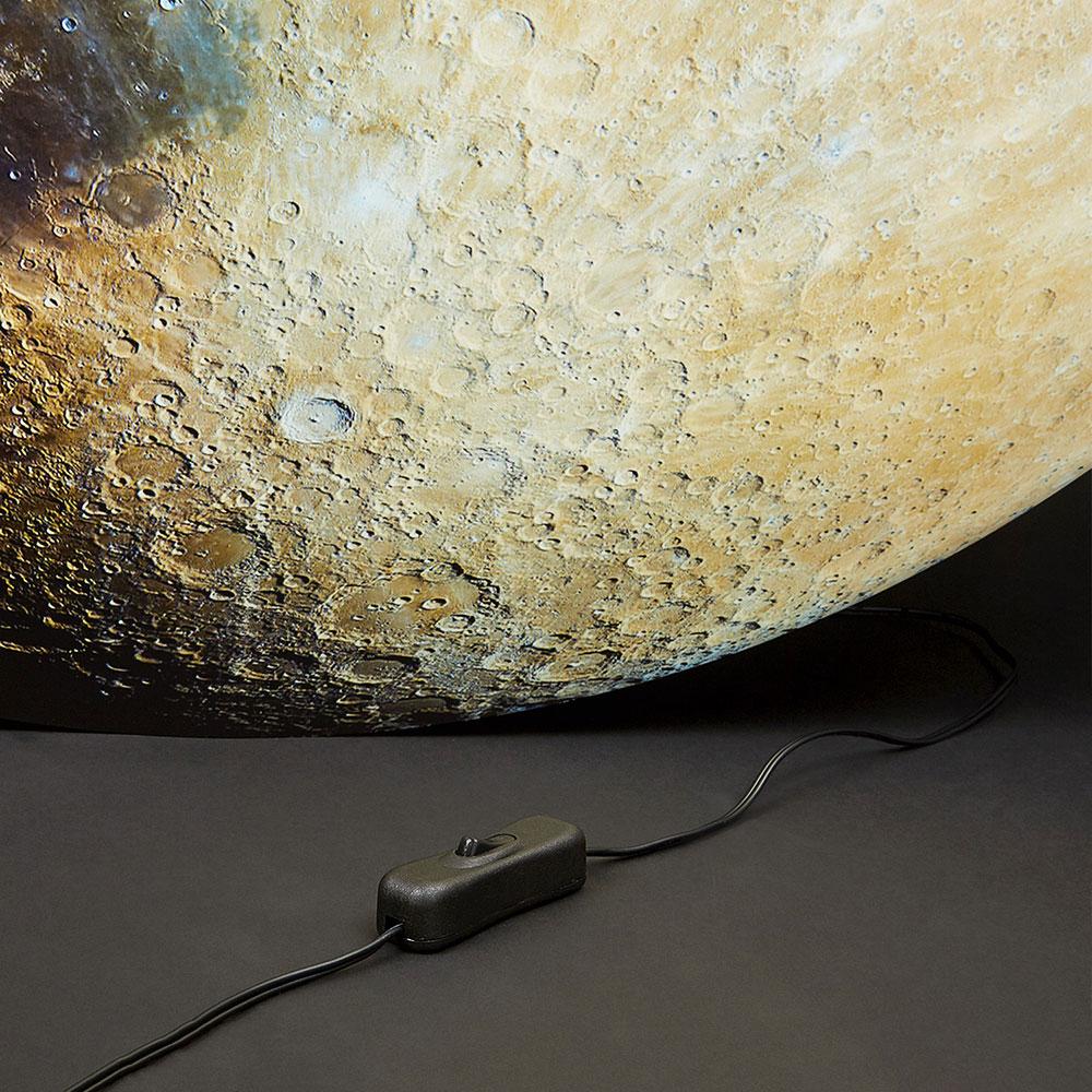Mondlampe mit Kippschalter