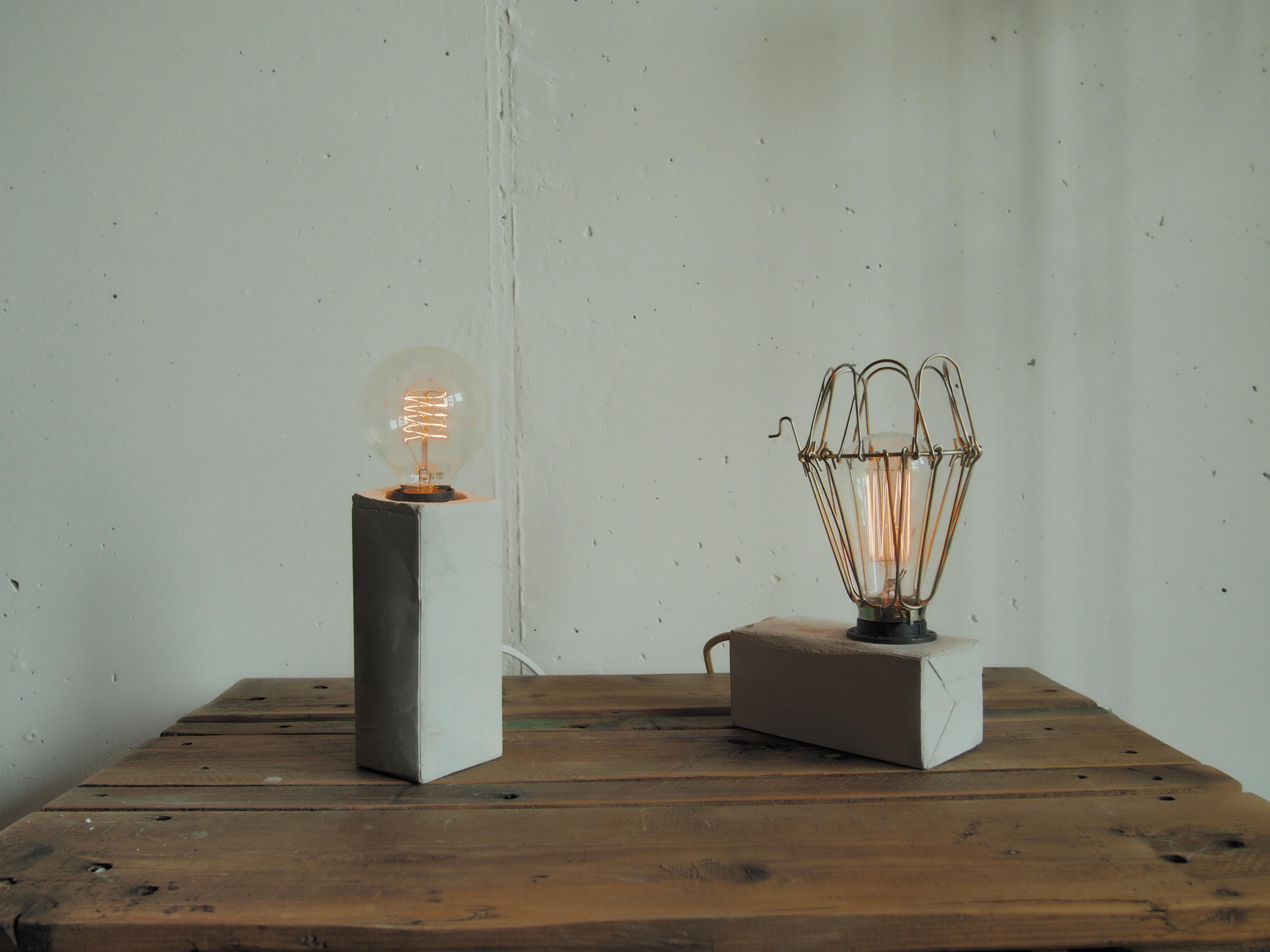 Betonlampe Diy Blog Accende