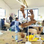 ReDesign – Licht und Leuchten Workshop im Vitra-Museum