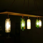 Andi's Frühlingslampe