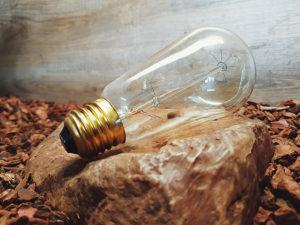 Accende Glühfadenlampe Glühbirne